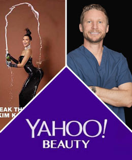 Dr. Francis featured on Yahoo Beauty