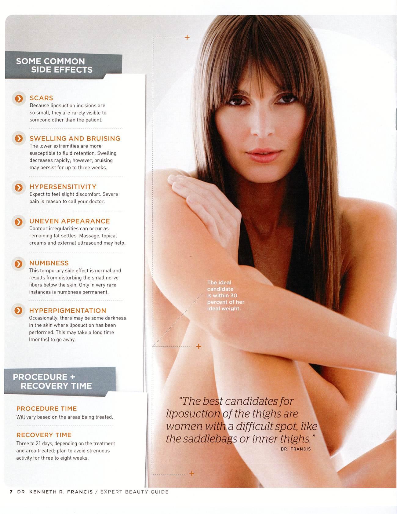 Beauty Guide #1-8